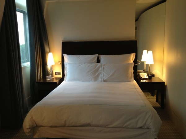 Deluxe room at One Aldwych