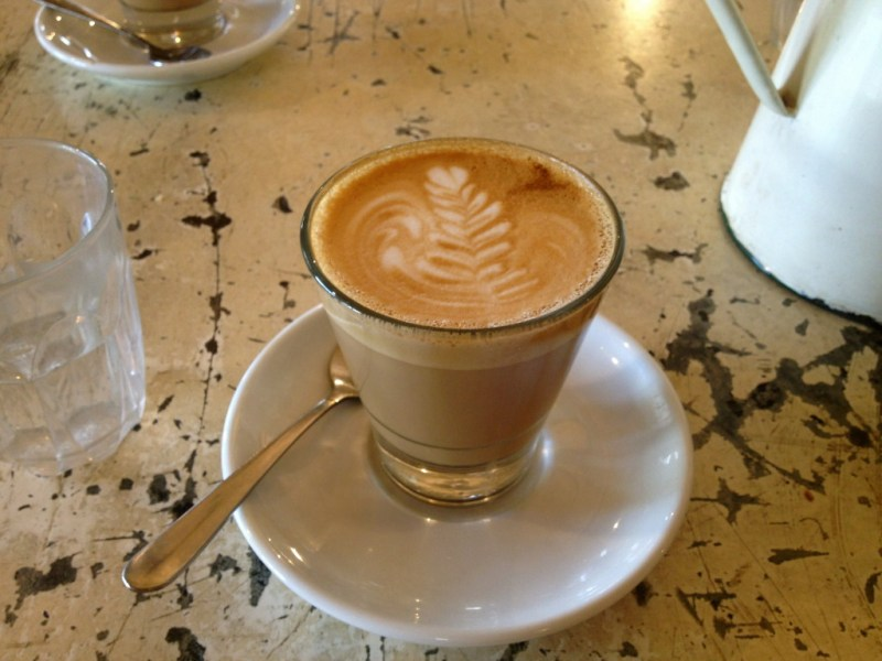 Coffee at St Ali