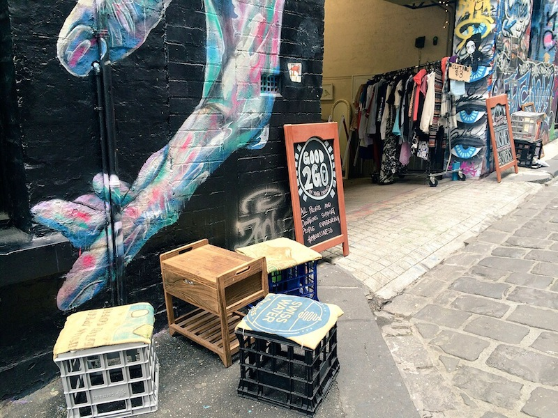 Good 2 Go Hosier Lane