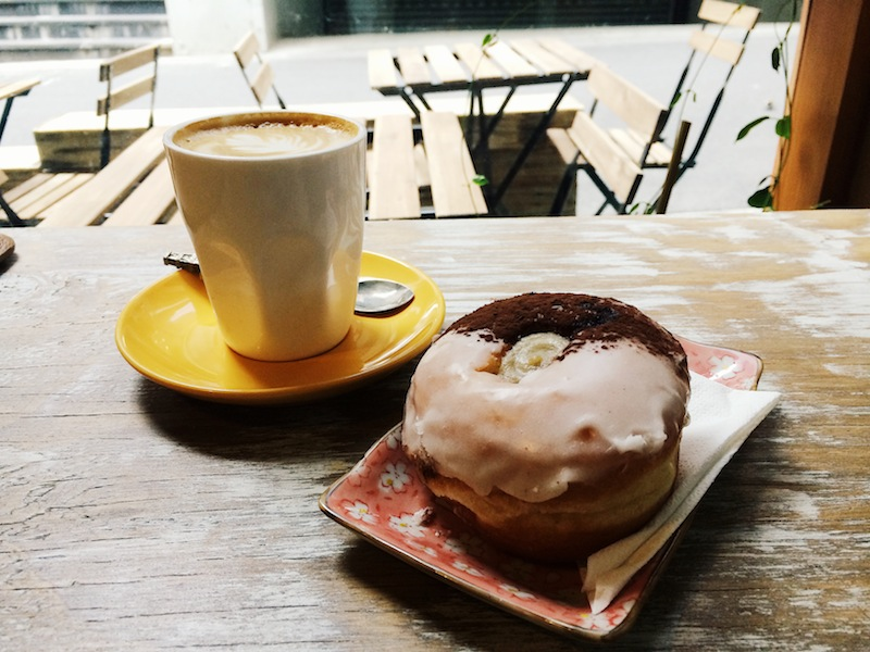 Doughboys Doughnut at Kinship & Co Melbourne