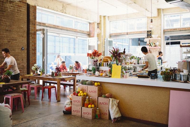 Sydney's Coolest Cafes & Coffee Shops