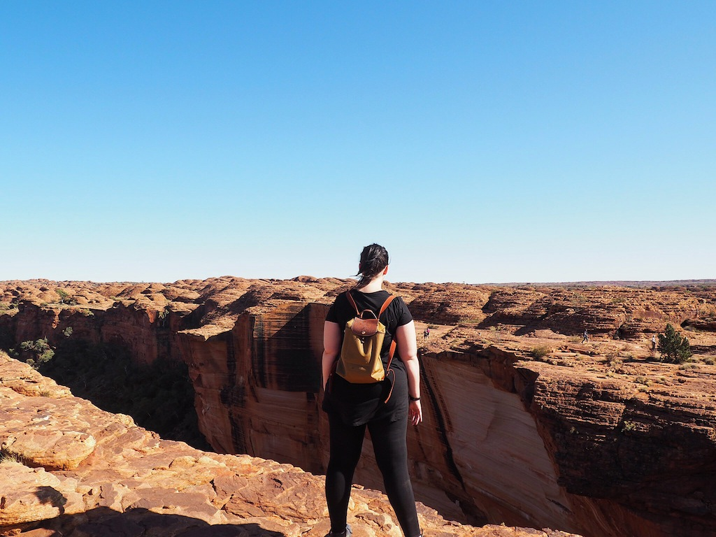 Conquering The Kings Canyon Rim Walk, Outback Australia
