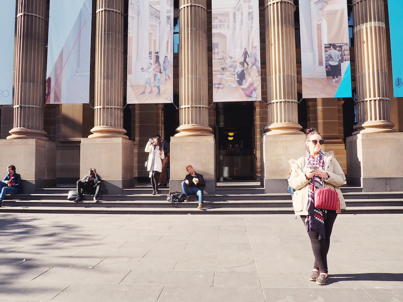 Exploring Melbourne on a Big City Scavenger Hunt