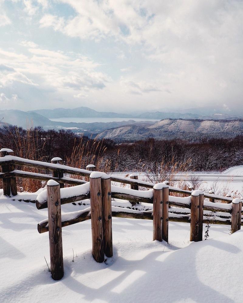 Travelling in Tohoku Region Japan