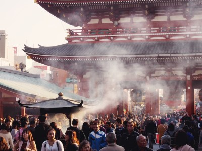 Japan bucket list - Tokyo