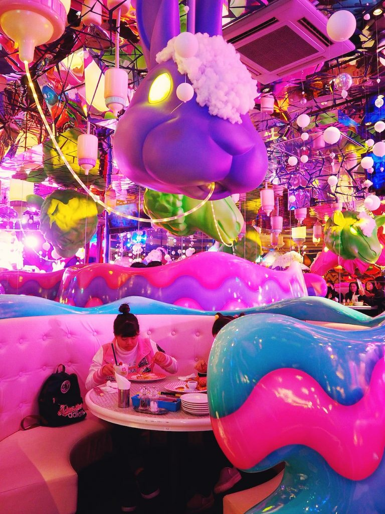 Best Theme Cafes In Tokyo Girl Tweets World