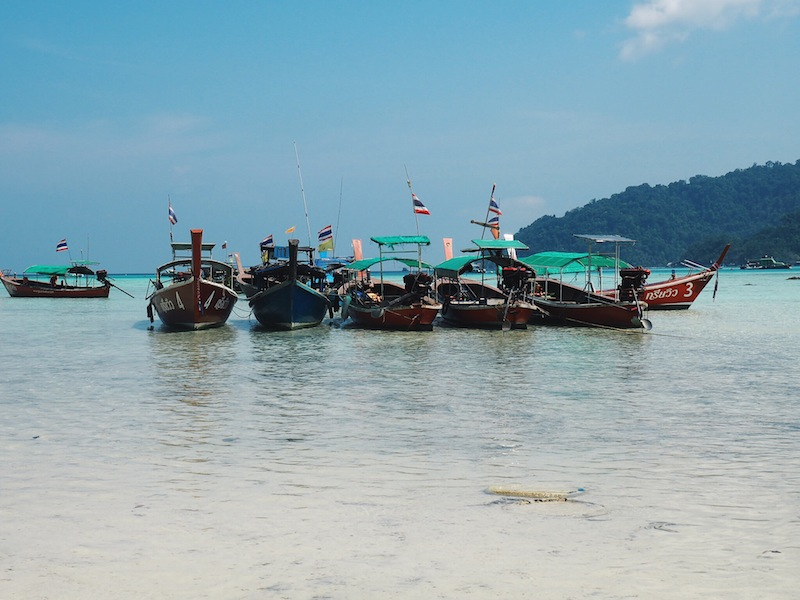 Discovering the Surin Islands Thailand