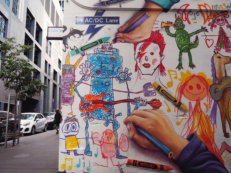 ACDC Lane Melbourne