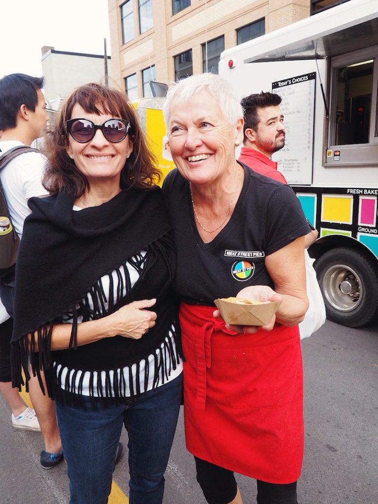 Liane from Edmonton Food Tours
