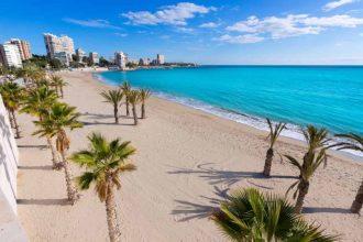 Playa San Juan Alicante