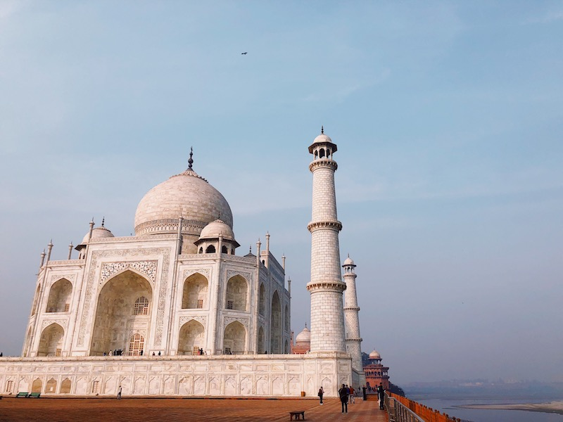 Tips For Visiting & Photographing The Taj Mahal