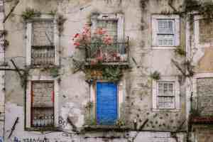 The historic beauty of the Alfama district in Lisbon.