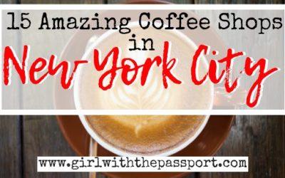 Best Coffee NYC: 15 Best Coffee Shops NYC