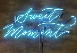 Sweet Moments cafe.