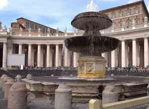 Sometimes it's better to skip the formal tour and just spontaneously stroll through the city of Rome.