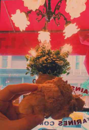 Balthazar Bakery has some of the best baked goods in all of NYC.