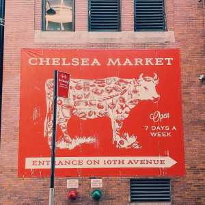 Chelsea Market is an amazing foodie and cultural hotspot in New York City.