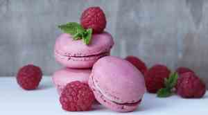 This is a macaron, not a macaroon.