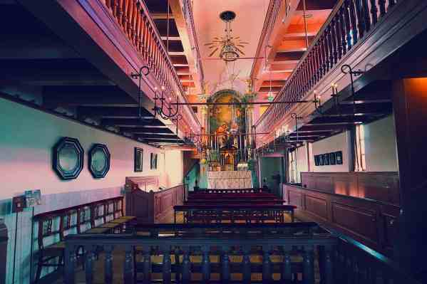 Ons' Lieve Heer op Solder is a beautiful place to explore in Amsterdam.