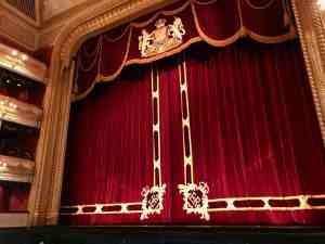 The exquisite Royal Opera House in London is the perfect destination for solo travelers.