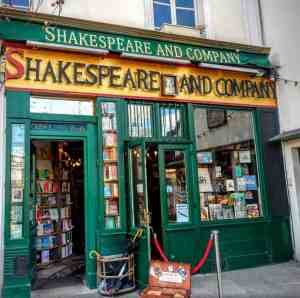Shakespeare and Company is one of the quirkiest and coolest bookstores that I have ever been to.