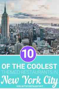Check out this local's guide to some of the best restaurants in New York City. Whether you're planning a weekend or week-long New York City itinerary, here is a list of unique restaurants and bars that you absolutely must try. Anything from NYC diners to Instagram gems to top NYC bars to high-end restaurants! This NYC guide has it all! #NYCfood #NYCtravel #NYCguide #HYCrestaurants #NYCitinerary