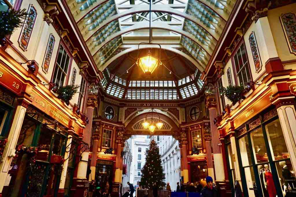 Skip Madam Tussaud's and go somewhere infinitely more amazing, like Leadenhall Market instead.