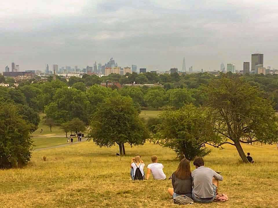 The charm and beauty of Primrose Hill should not be missed, even if you're traveling London on a budget.