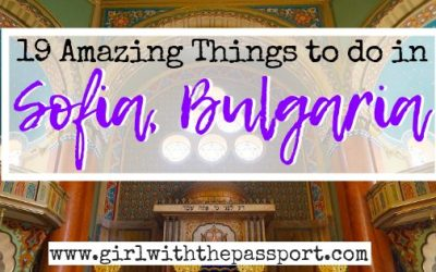 What to do in Sofia, Bulgaria: The Ultimate Sofia Sightseeing Guide