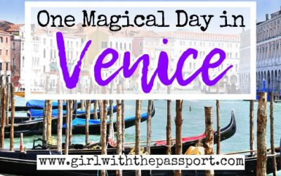 One Day in Venice!