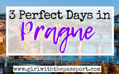 3 days in Prague: The Ultimate Itinerary