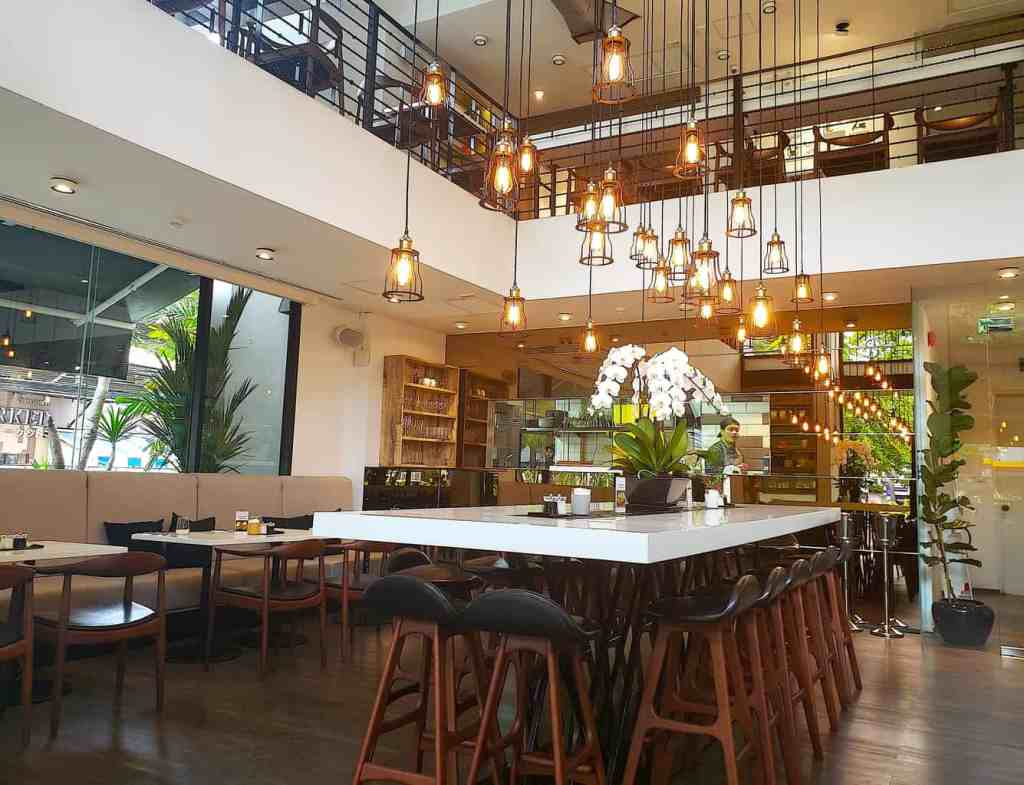 D'ark Coffee really is one of the best spots for brunch in Bangkok.