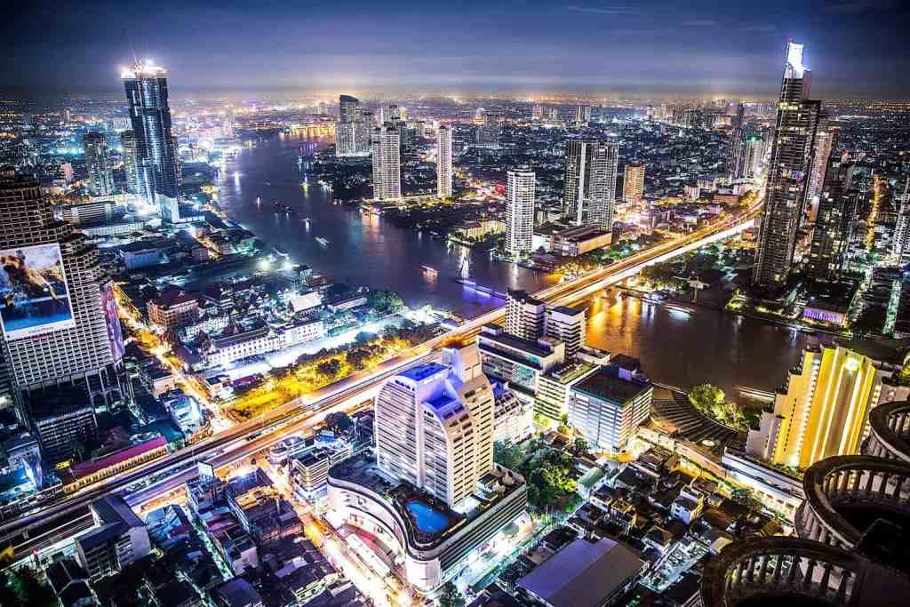 Bangkok is a beautiful, modern city. But, credit cards still aren't accepted in most places.