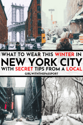 What to Wear in NYC | NYC in Winter | NYC Outfits | NYC Winter Outfits | NYC Packing List | NYC Travel Tips | NYC winter outfits | NYC packing Guide | #NYCPackingGuide #NYCOutfits #WinterinNYC #NYCStyleGuide