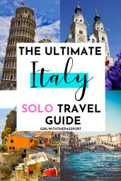 Italy Solo Travel | Italy travel Tips | Italy Guide | Italy Itinerary | Places to Visit in Italy | Things to do in Italy | Italy Attractions | Italy Things to do | Italy Vacation | Italy Aesthetic | Best of Italy #TravelItaly #SoloTravel #ItalyGuide #ItlayVacation