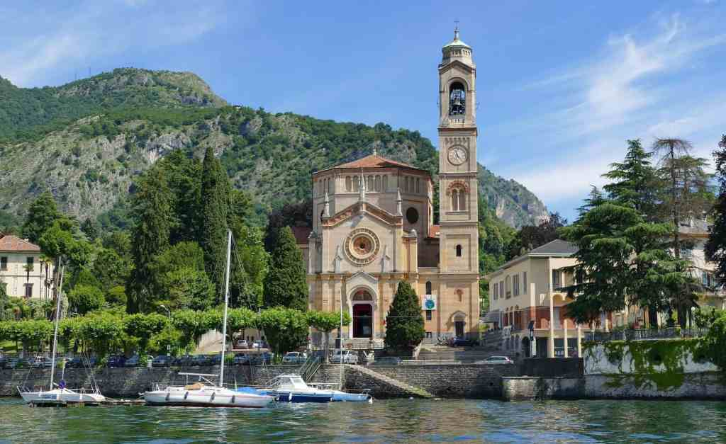 The stunning, natural beauty of Northern Italy's Lake Como.