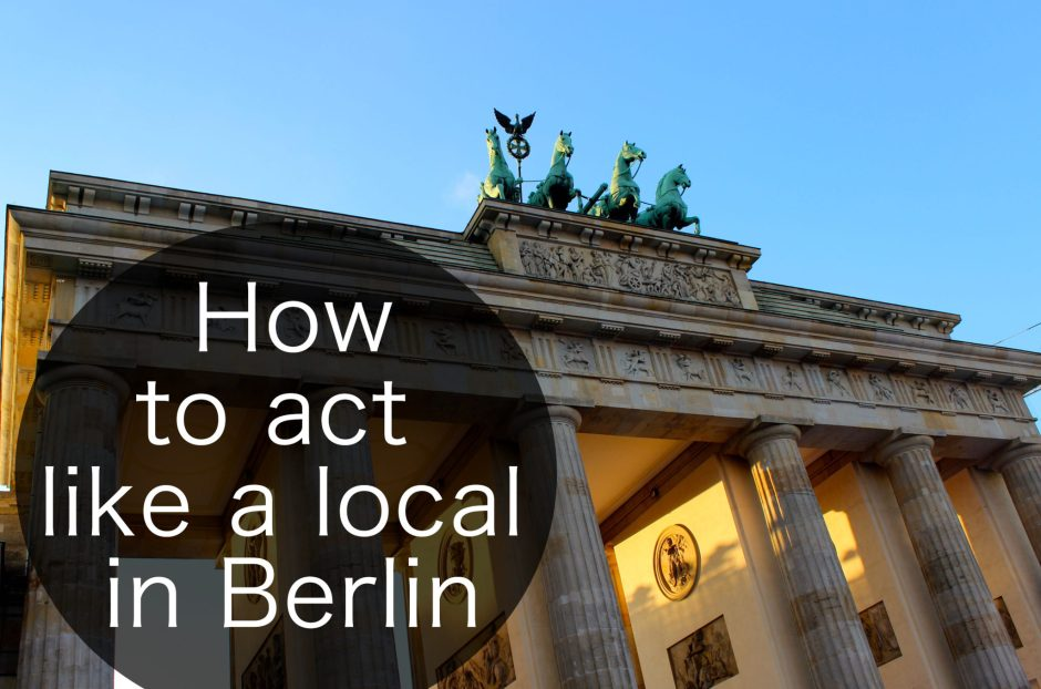 act like local berlin