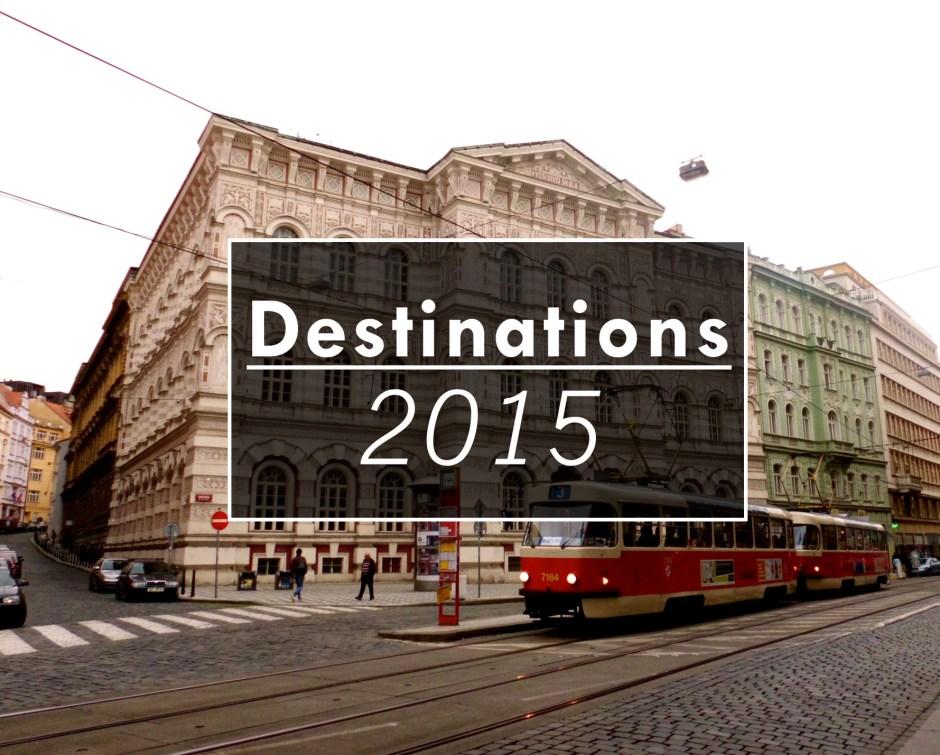 travel destinations 2015
