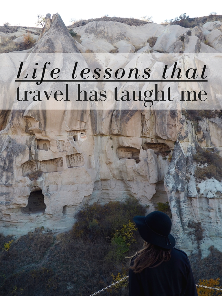 Life Lessons travel