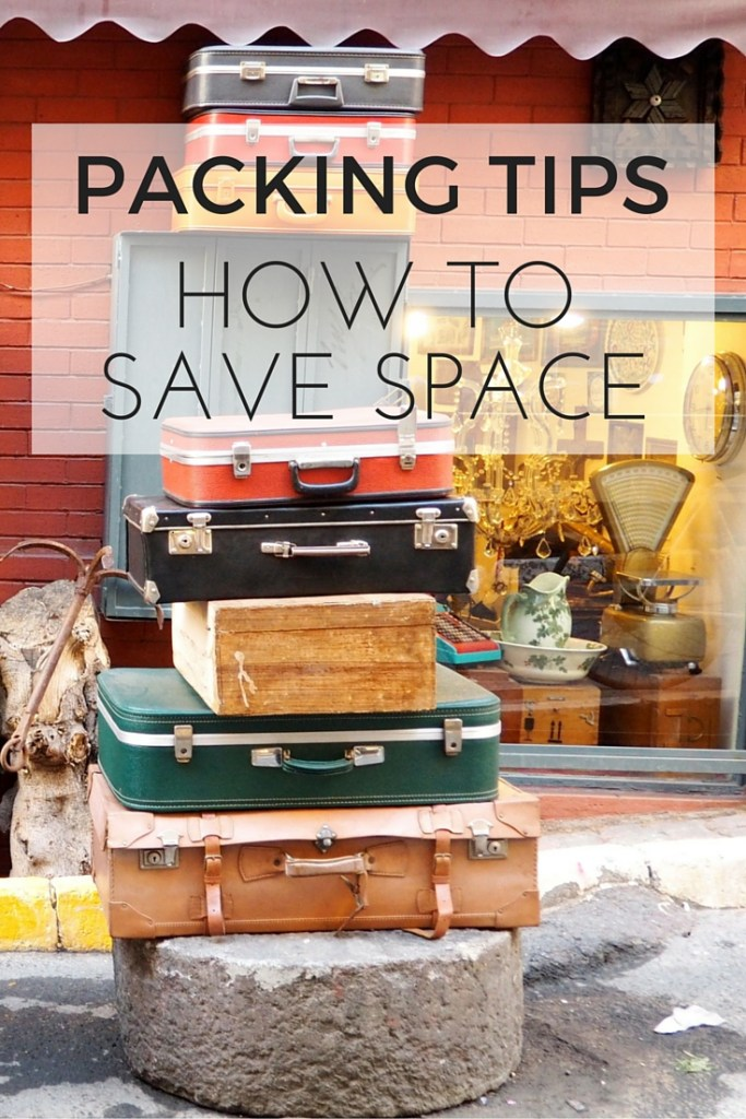 packing tips save space