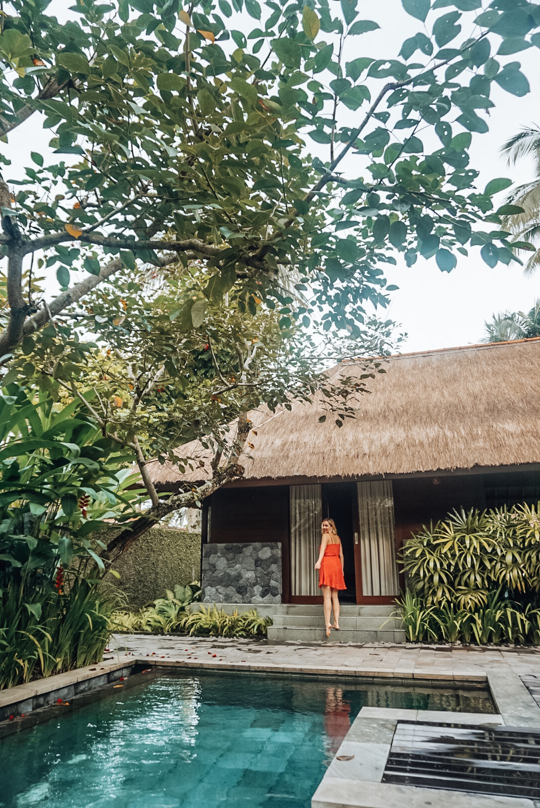 A Private Luxury Villa At Kayumanis Ubud Bali Girl X Departure