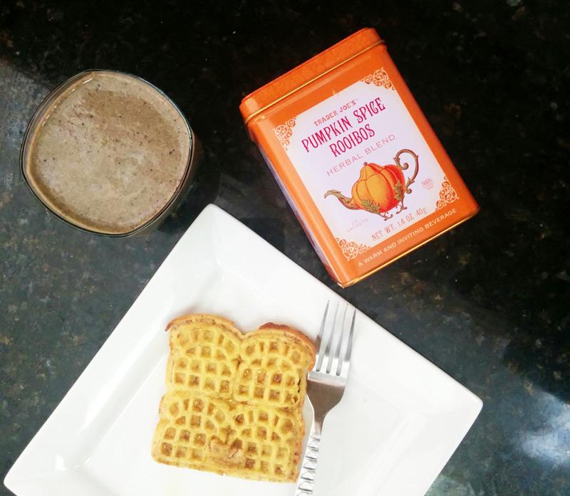 Trader Joes Pumpkin Spice Rooibos Tea