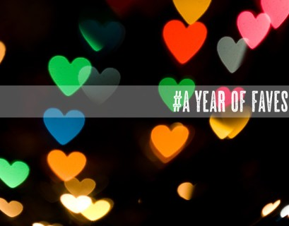 A Year of Faves