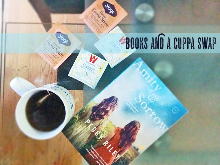 Books and a Cuppa Swap