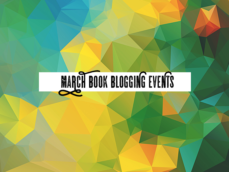 March #BookBlogger Events