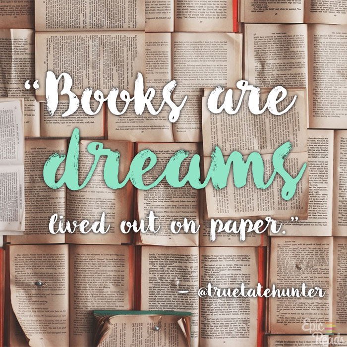 Dreams Lived on Paper