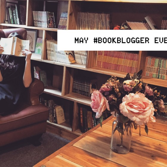 May Book Blogger Events