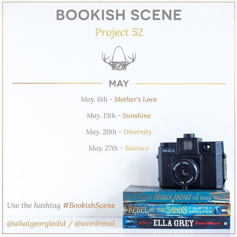 bookishscenemay bookstagram