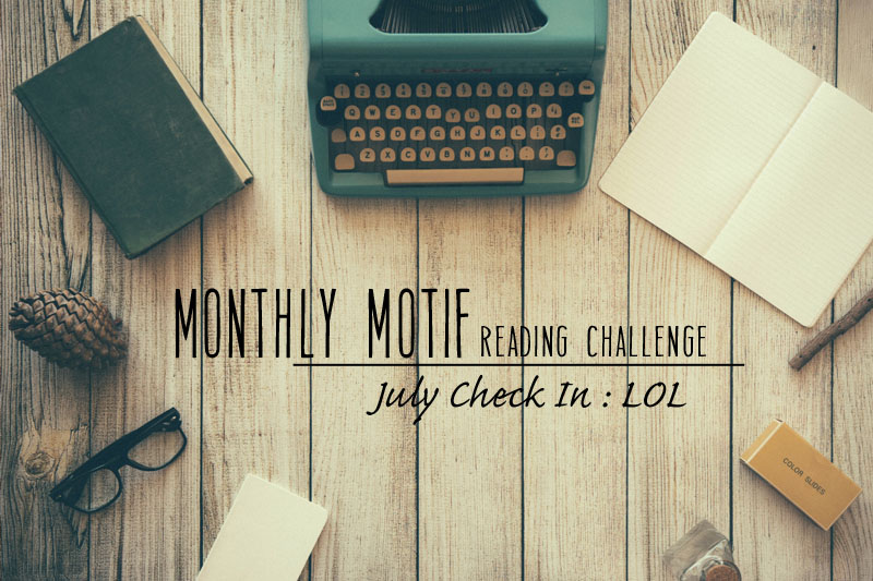 july monthly check in