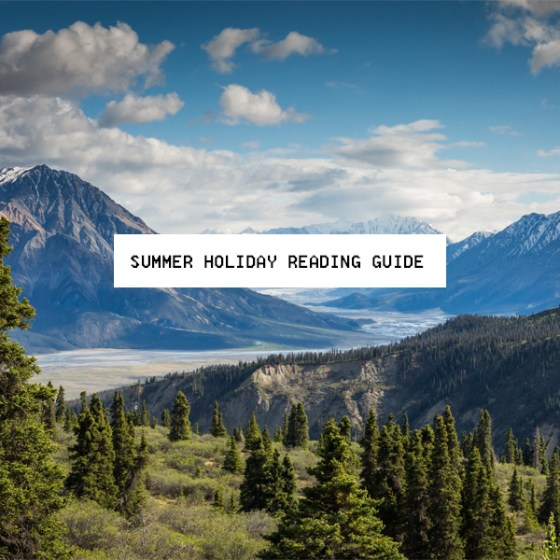 summer holiday reading guide